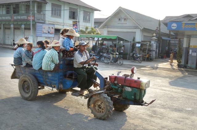 myanmartraktor