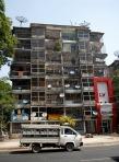 Yangon-fasade